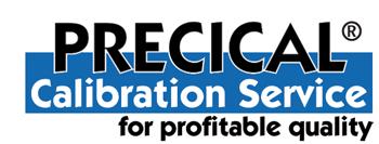 PRECICAL Calibration Service Logo